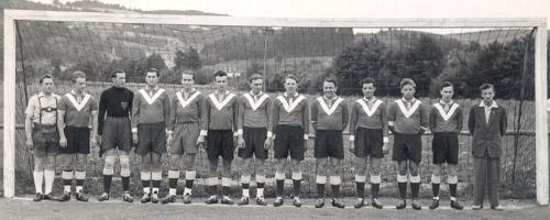 Mannschaft SV Vorwärts Goldkronach