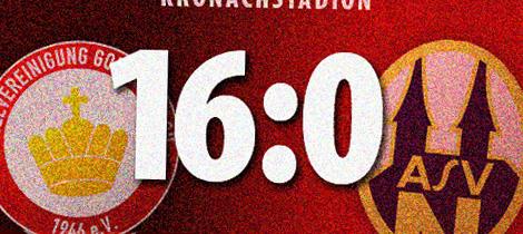 U11 gewinnt 16:0 gegen Nemmersdorf