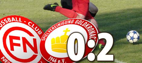 FC Neuenmarkt - SpVgg Goldkronach 0:2