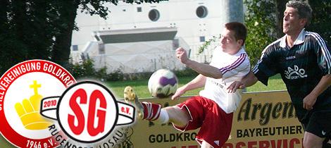 Spielankündigung Rugendorf/Losau