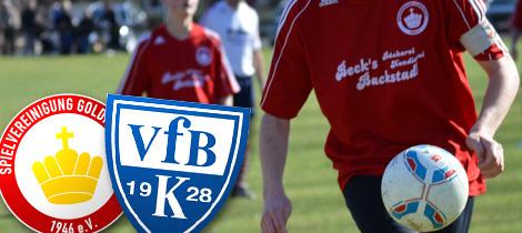 Spielankündigung VfB Kulmbach II