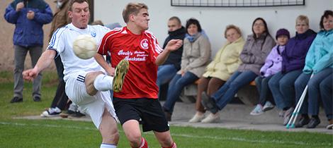 SpVgg Goldkronach - VfB Kulmbach