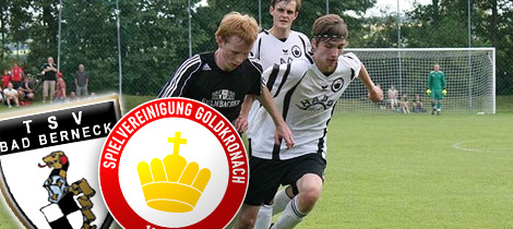 SpVgg Goldkronach - TSV Bad Berneck