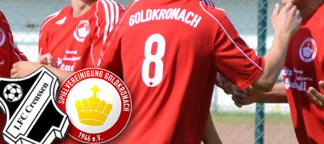 SpVgg – 1. FC Creußen