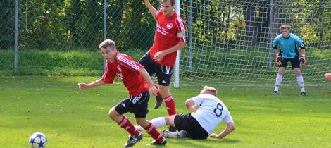 SpVgg Goldkronach – 1. FC Creußen