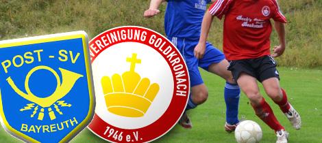 SpVgg Goldkronach - Post-SV Bayreuth