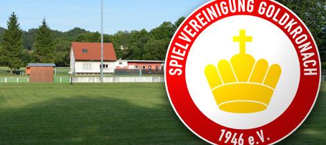 SpVgg Goldkronach - Mitteilung des Vereins