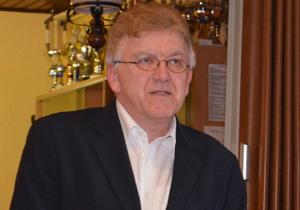 Jahreshauptversammlung 2013: Günter Exner