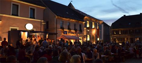 Goldkronacher Marktplatz