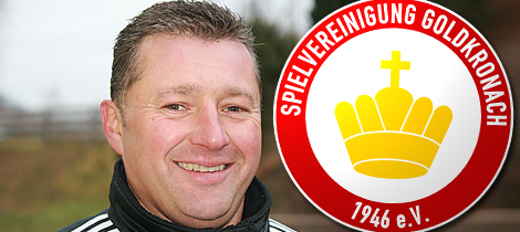 Matthias Bauer, Trainer der SpVgg Goldkronach