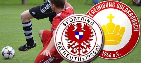 SpVgg Goldkronach – Sportring Bayreuth