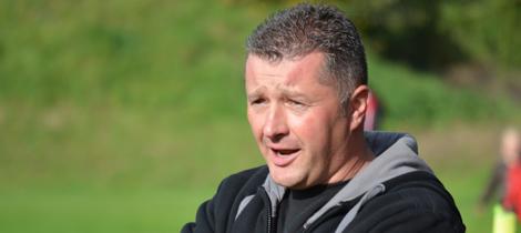 SpVgg Goldkronach – Trainer Matthias Bauer