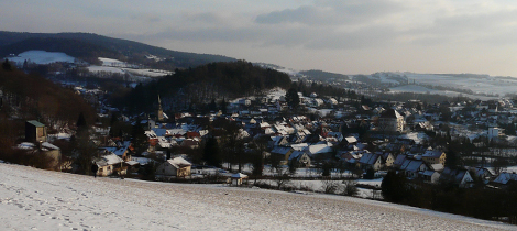 Winter in Goldkronach