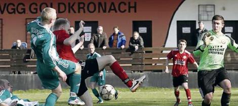 SpVgg - TSV Donndorf 1:4 (0:1)
