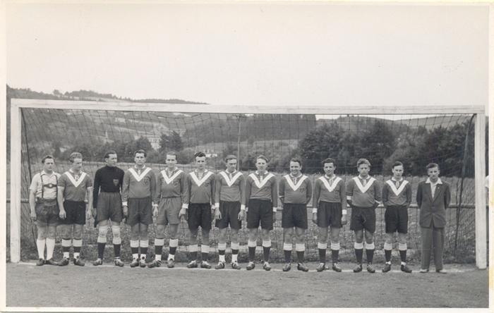 SpVgg Goldkronach – TSC Mainleus 3:0, 2. Mai 1954