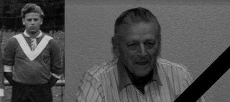 Trauer um Gerhard Schmidt