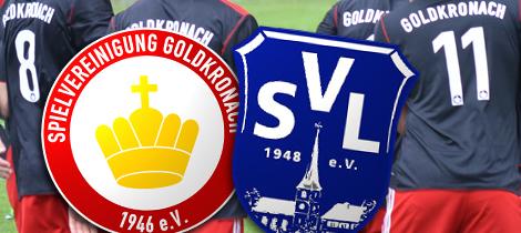 SpVgg Goldkronach – SV Lanzendorf