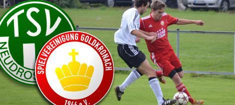 TSV Neudrossenfeld - SpVgg Goldkronach