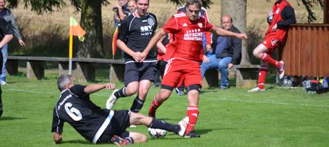 SpVgg Goldkronach – SV Heinersreuth II 4:0