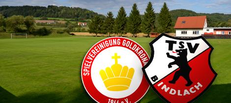 SpVgg Goldkronach – TSV Bindlach