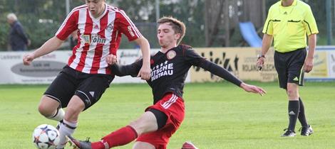 SpVgg Goldkronach – FC Neuenmarkt