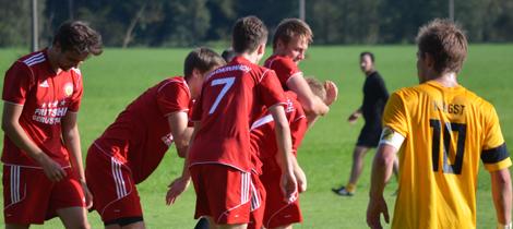 TSV Ködnitz – SpVgg Goldkronach 1:4