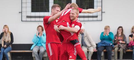 SpVgg Goldkronach – TSV Bischofsgrün 4:1