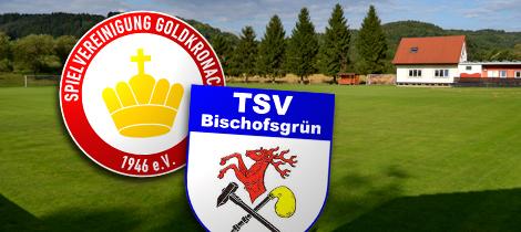 SpVgg Goldkronach – TSV Bischofsgrün