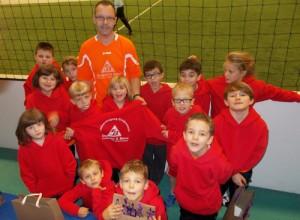 SpVgg Goldkronach: F-Junioren