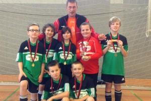 SpVgg Goldkronach, U11 – Turniersieger beim TSV St. Johannis