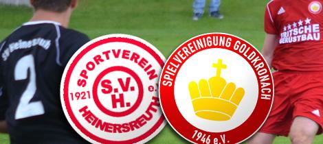 SpVgg Goldkronach – SV Heinersreuth