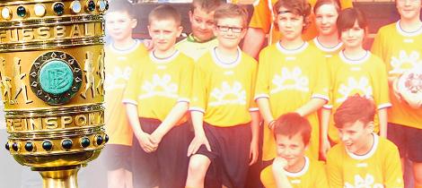 SpVgg Goldkronach – E-Jugend im Pokal
