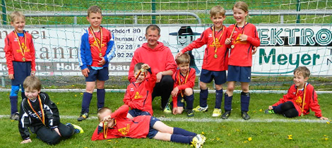 SpVgg Goldkronach – G-Junioren (U7)
