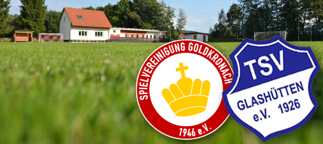 SpVgg Goldkronach – TSV Glashütten