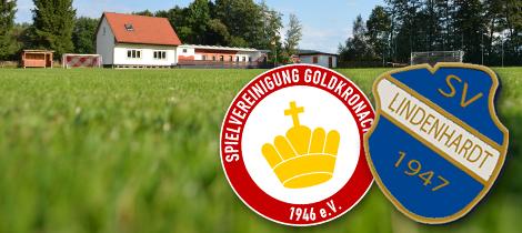 SpVgg Goldkronach – SV Lindenhardt