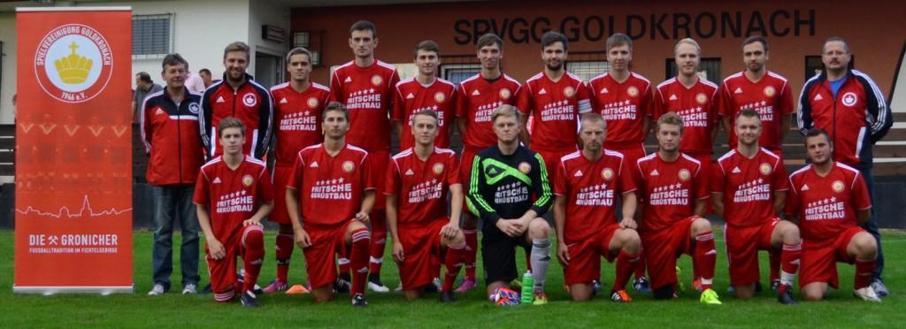 SpVgg Goldkronach 2015/16