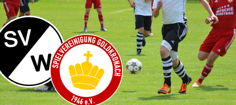 SV Weidenberg – SpVgg Goldkronach