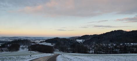 Am Aufstieg zum Schlegelberg – SpVgg Goldkronach