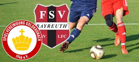 SpVgg Goldkronach – FSV Bayreuth