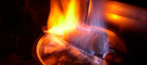 SpVgg Goldkronach: Feuerzangenbowle im Sportheim